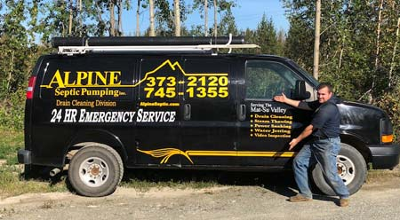 24 Hour Emergency Septic Pumping Service